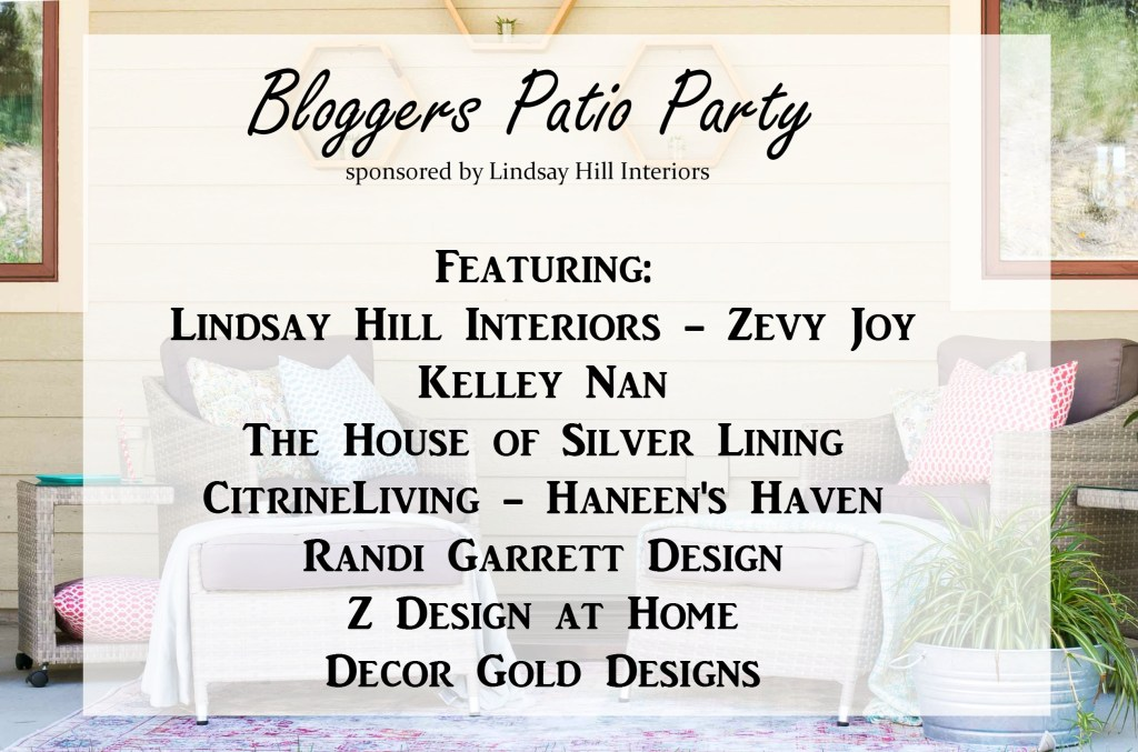 Backyard Patio Party - Final Graphic
