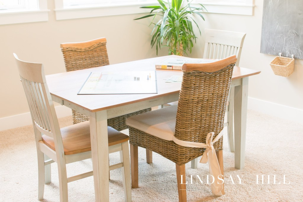 table for game playing
