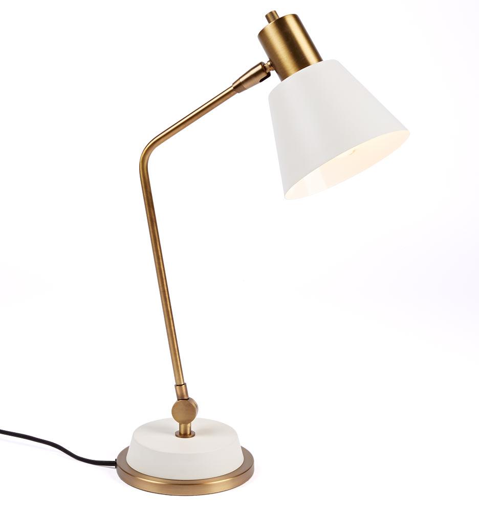 cylinder task lamp