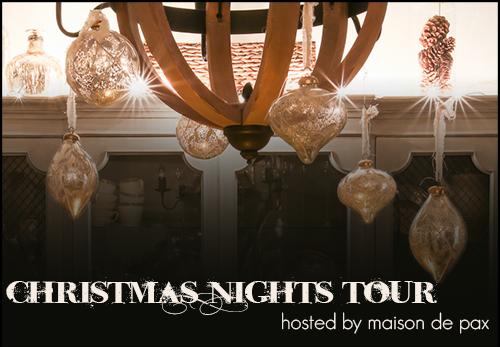 christmas nights tour blog hop