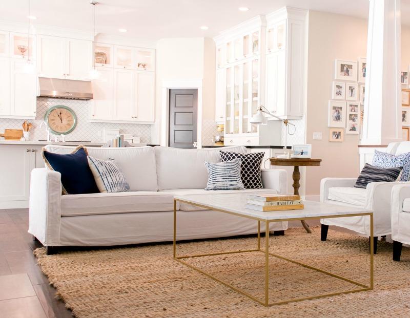 lindsay Hill Interiors living room