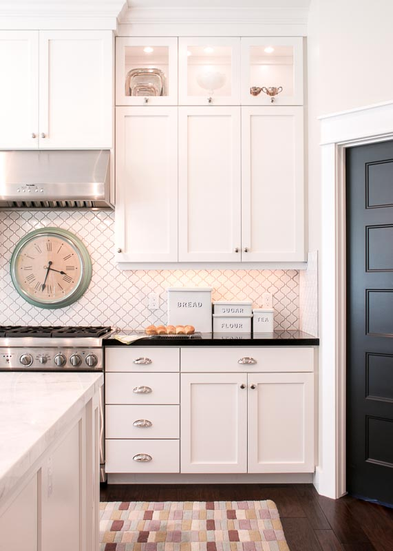 Lindsay Hill Interiors Fall 2017 Home Tour kitchen