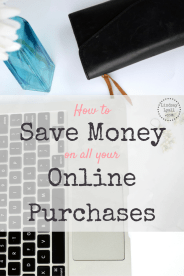 If you have never heard of Ebates, you are seriously leaving free money on the table! This rebate website helps you save money on all of your online purchases. The best part? It is so easy to use! Click through for a complete tutorial to get started saving money online!