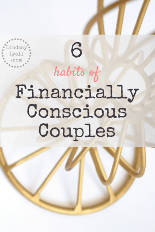 Financially Conscious couples have habits to help them save money and pay off debt as a team. Click to read about them.
