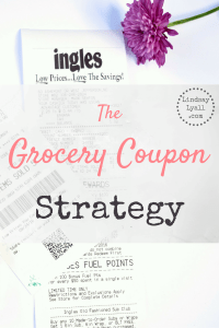 The Grocery Coupon Strategy