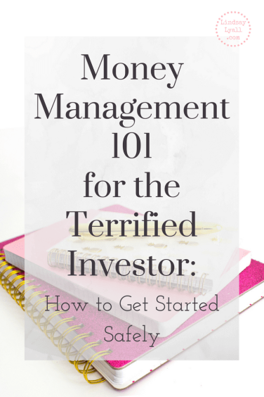 Knowing when and how to invest money is intimidating and can be downright terrifying! There is so much that you can't afford to lose with money management. Click the link to learn how to start investing safely with these easy suggestions.