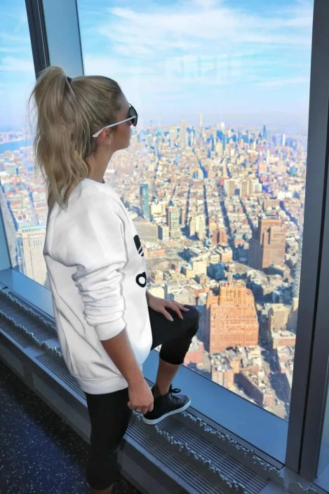 1WTC observatory view