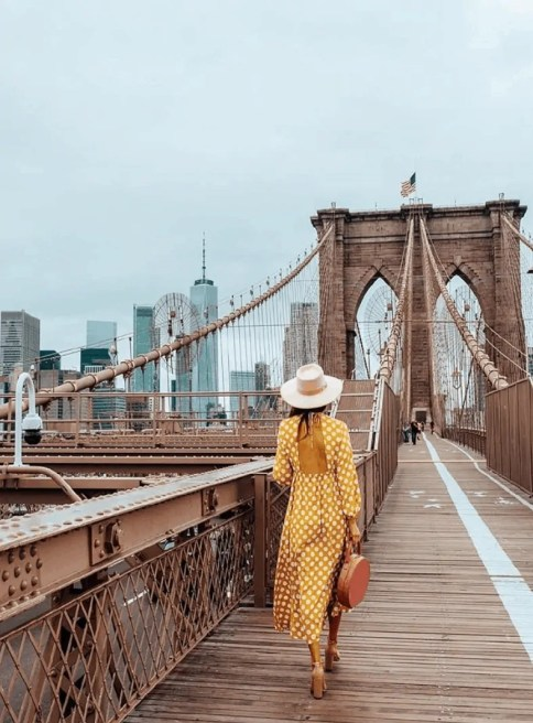 brooklyn bridge instagram