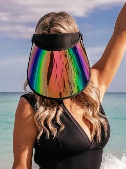 sun shield visor for UV protection