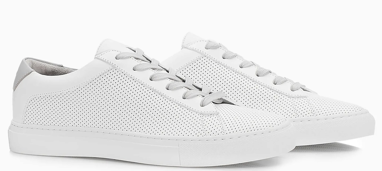 best white sneakers for women koio