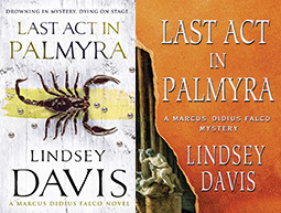 Last Act in Palmyra cover