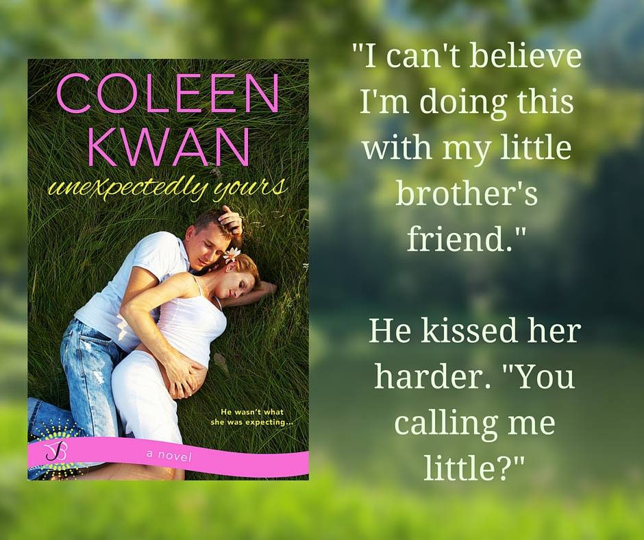 Review ~ Unexpectedly Yours by Coleen Kwan