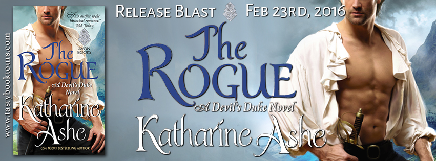 Release Day Blast ~ The Rogue by Katherine Ashe