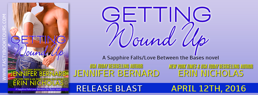 New Release Giveaway ~ Getting Wound Up by @Jen_Bernanrd and @ErinNicholas