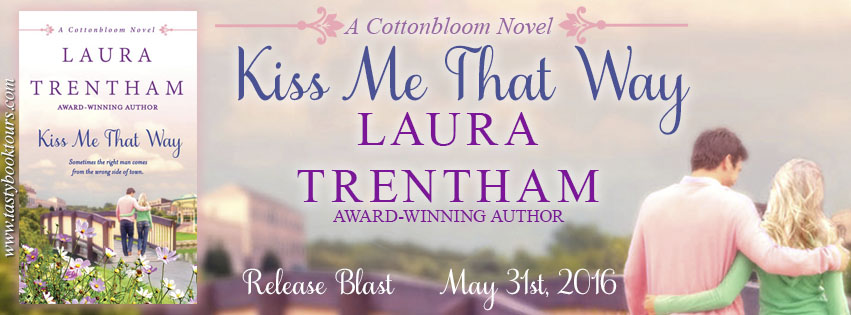 New Release Blast Giveaway ~ Kiss Me That Way by @LauraTrentham