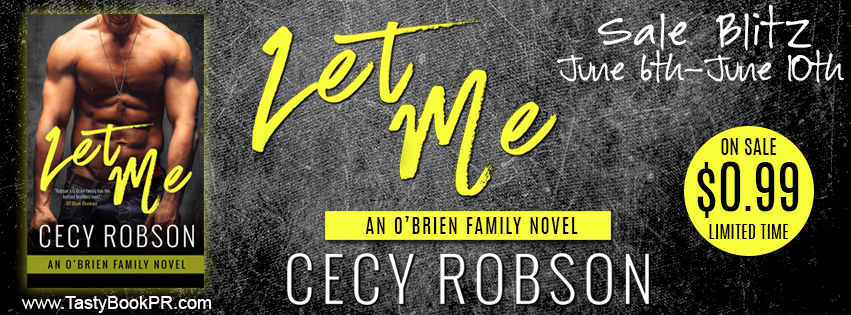 Sale Blitz ~ Let Me by @CecyRobson