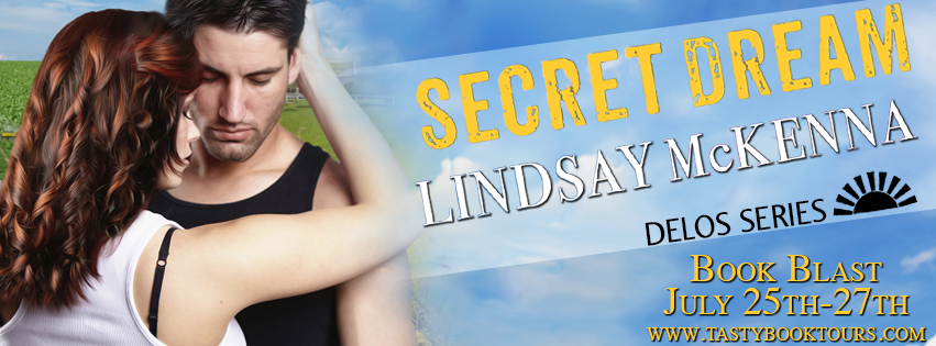 {New Release Blast} Secret Dream by @LindsayMcKenna