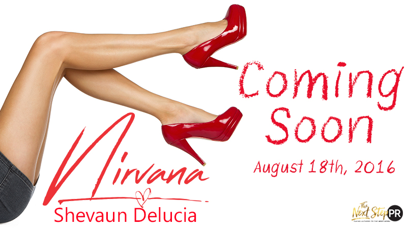 {Cover Reveal Giveaway} Nirvana by @ShevaunDeLucia1