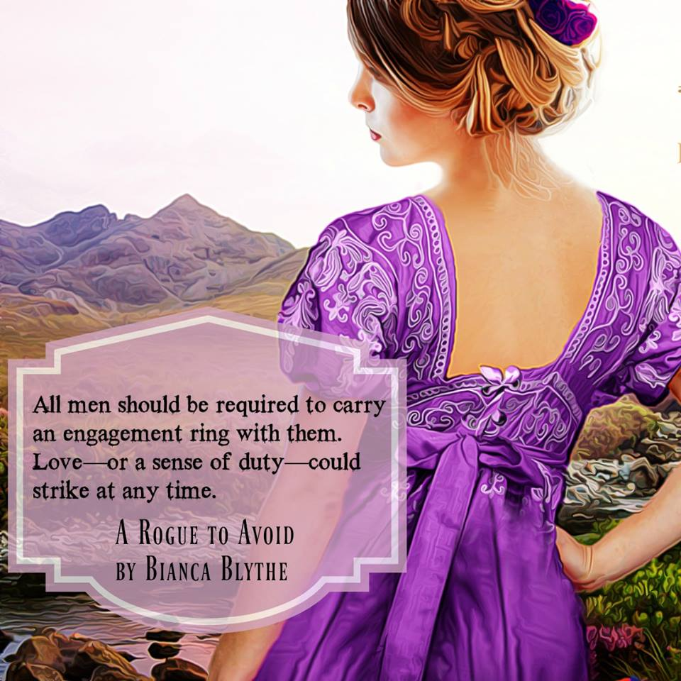 {Historical Romance Adventure Review} A Rouge to Avoid by @Blythe_Bianca