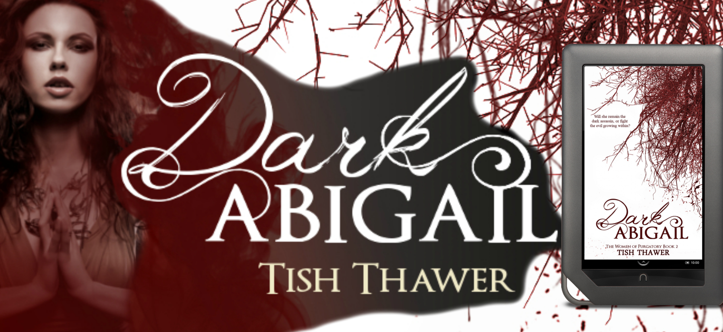 {Paranormal Release Blitz} Dear Abigail by @TishThawer
