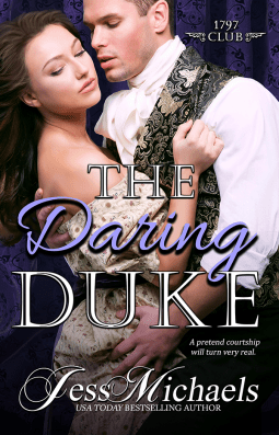 {Steamy Historical Review} The Daring Duke by @JessMichaelsBks