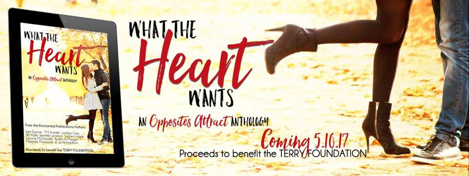 {Tantalizing Trailer Reveal} What the Heart Wants by @EnchantedPub Authors