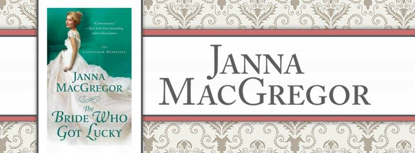 {Cavensham Heiresses Review} The Bride Who Got Lucky by @JannaMacGregor