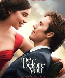 Me Before You Movie Poster