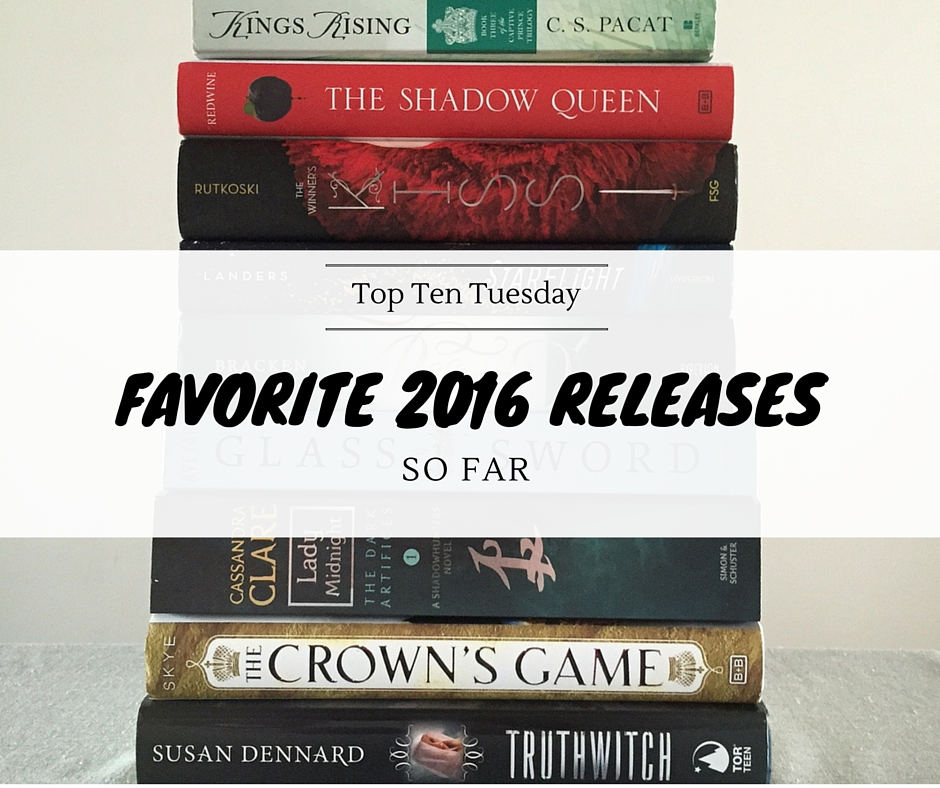 favoritereleases2016