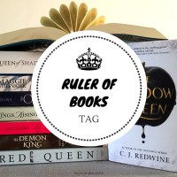 Ruler of Books Tag {Tag Thursday}