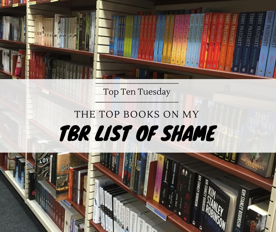 160823 TTT TBR of Shame