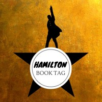 Hamilton Book Tag {Tag Thursday}