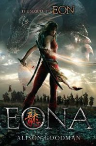 Eona The Last Dragoneye by Alison Goodman