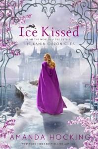 Ice Kissed by Amanda Hocking