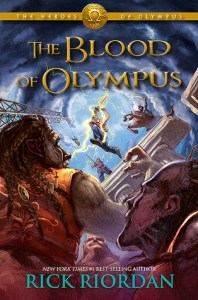The Blood of Olympus by Rick Riordan