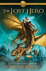 The Lost Hero by Rick Riordan