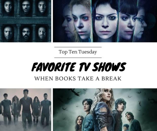 160906 TTT Favorite TV Shows