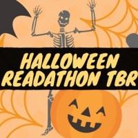 Halloween Readathon TBR