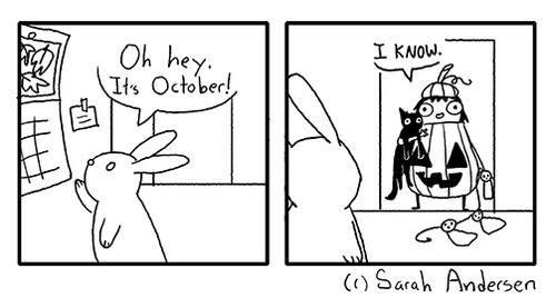 Sarah Andersen Comic