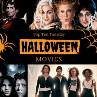 'Tis The Season! Top Halloween Movies {Top Ten Tuesday}