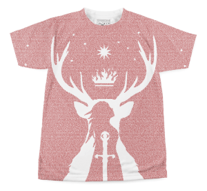 litographs-throne-of-glass-t-shirt