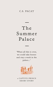 The Summer Palace by C.S. Pacat