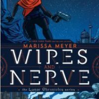 Wires and Nerve by Marissa Meyer and Doug Holgate {Book Review}
