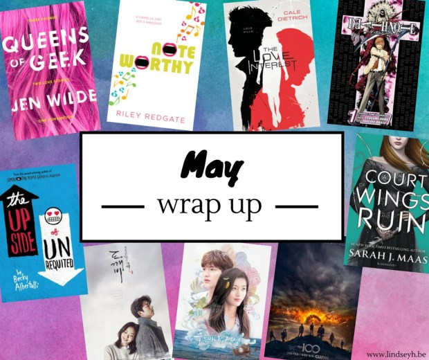 May 2017 Wrap Up