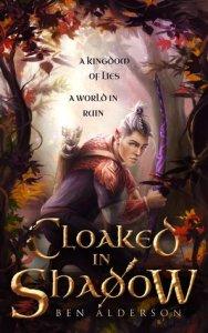 Cloaked in Shadow by Ben Alderson