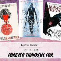 Books I'm Forever Thankful For {Top Ten Tuesday}