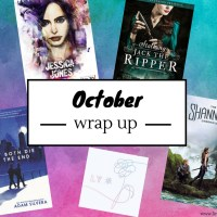 October 2017: The Month I Cried A Whole Month Over One Book & Fell In Love With Jessica Jones {Monthly Wrap Up}