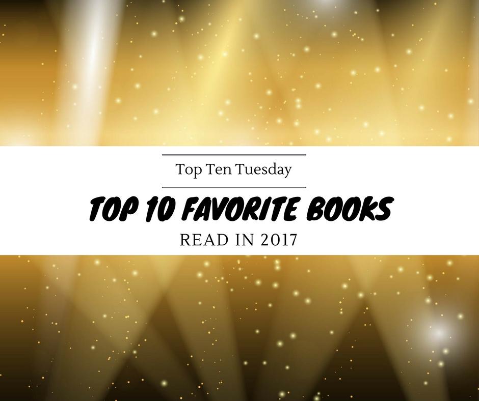 171212 TTT Top 2017 Reads