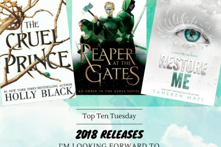 171226 Books I'm Looking Forward To In 2018