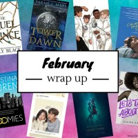 February 2018: The Month Of Cruel Fae, Ace Heroines & Oscar Nominees {Monthly Wrap Up}